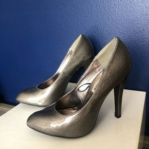 Steve Madden Faux Leather  High Heels